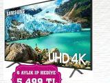 SAMSUNG 58 INÇ SMART TV
