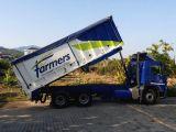 Volvo fm  Damperli kamyon