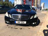 Kiralıktan çıkma 2009 model E 220 Mercedes dizel