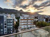Satılık Yeni Modern 3+1 Dublex Penthouse Daire, Girne Merkez, Dağ Ve Deniz Manzaralı £150, 000