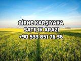 Girne Karşiyaka Anayola Yakin 3.5 Dönüm Arazi