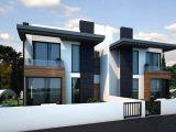 Alsancak'Ta Satılık 3+1 Dublex Ikiz Villa