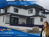 Yeşiltepe de Satılık 4 Yatak Odalı Villa